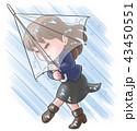 暴風雨vs傘 43450551