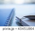 ビジネスイメージ・書類・手帳 43451864