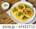 カツレツ お料理 料理の写真 43452712