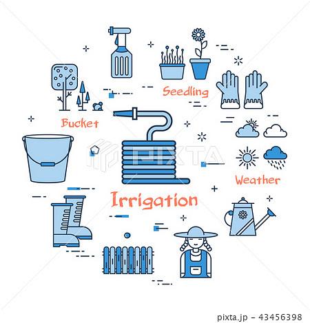 Blue GARDENING - Irrigation 43456398