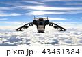 ジェット機 43461384