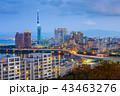 福岡 スカイライン Japanの写真 43463276