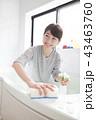 浴室掃除 43463760