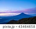 富士山 風景 景色の写真 43464658