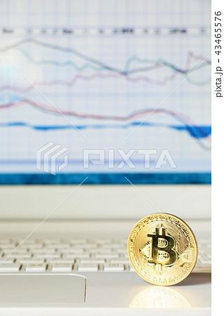 仮想通貨 レーダーチャート 43465576