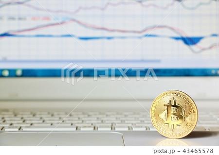 仮想通貨 レーダーチャート 43465578
