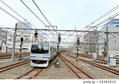 千葉駅 総武線快速 43465610