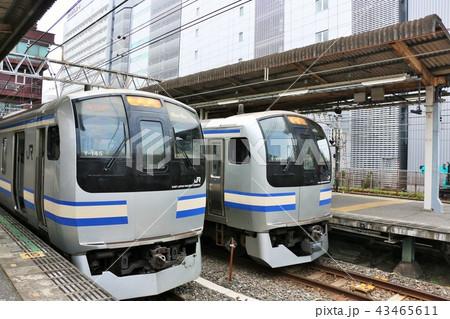 千葉駅 総武線快速 43465611