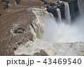 イグアスの滝の悪魔の喉笛 43469540