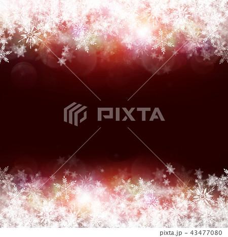 背景-雪-クリスマス 43477080