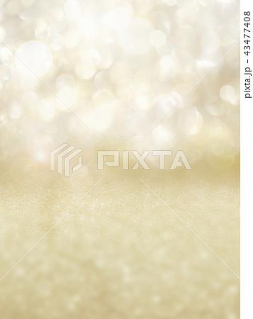 背景-クリスマス-ゴールド-キラキラ 43477408