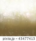 背景-雪-クリスマス-ゴールド-キラキラ 43477413