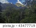 北アルプスの山々 43477719