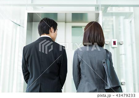 エレベーター ビジネス 43479233