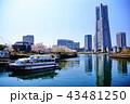 横浜 ランドマークタワー 桜 みなとみらい21 (神奈川県 横浜市) 43481250