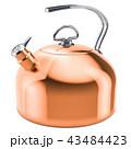 紅 銅 メタルのイラスト 43484423