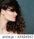 女 女の人 女性の写真 43484942