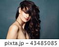 女 女の人 女性の写真 43485085