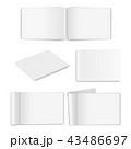 立体 3D 3Dのイラスト 43486697