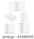立体 3D 3Dのイラスト 43486698