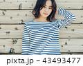 女性 アジア人 1人の写真 43493477