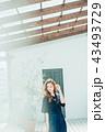 人物 女性 ポートレートの写真 43493729