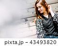 人物 女性 アジア人の写真 43493820