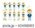 吹奏楽 男性 セット 43498063