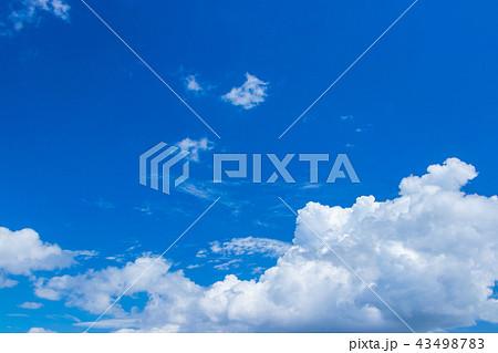 真夏の青空 43498783
