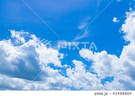 真夏の青空 43498804