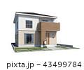 戸建て住宅 43499784