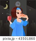 eating at night 43501860