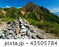 山 八ヶ岳 赤岳の写真 43505784