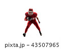 アメリカンフットボール アメリカ アメリカンの写真 43507965