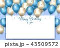 birthday card 43509572