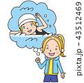 夢 水泳選手 43512469
