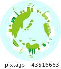 電力 発電 地球 43516683