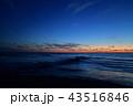 日本海 夕景 風景の写真 43516846