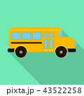 バス アイコン ベクトルのイラスト 43522258