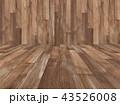 ウッド 木 バックグラウンドの写真 43526008