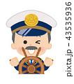 船長 男性 43535936