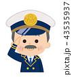 船長 男性 43535937