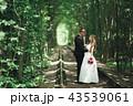 新婦 花嫁 カップルの写真 43539061