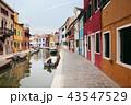 Colorful houses of Burano 43547529