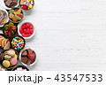 Colorful sweets 43547533
