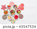 Colorful sweets 43547534
