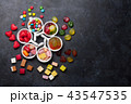 Colorful sweets 43547535