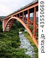 那珂川に架かる那須高原大橋 43550669