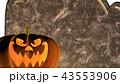 ハロウィン背景 43553906