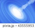 発光 輝く 光のイラスト 43555953